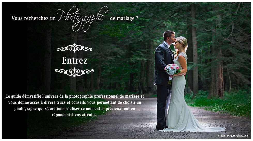 Photographe Mariage | Laval - Montreal